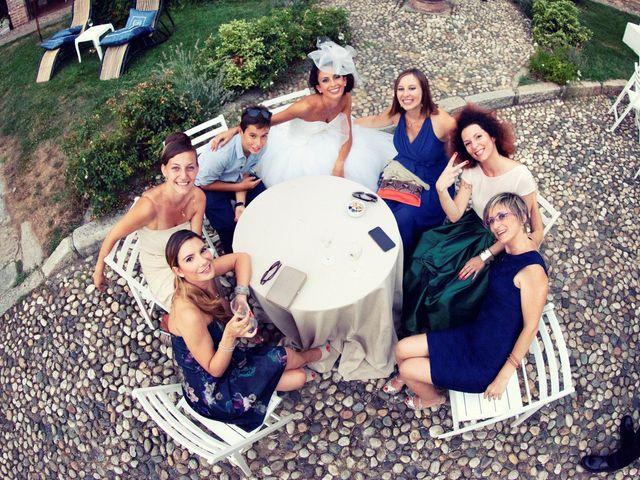 Il matrimonio di Andrea e Micaela a Montevecchia, Lecco 95