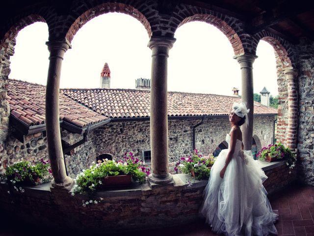 Il matrimonio di Andrea e Micaela a Montevecchia, Lecco 97
