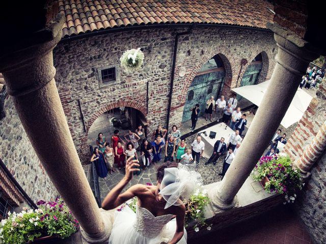 Il matrimonio di Andrea e Micaela a Montevecchia, Lecco 98
