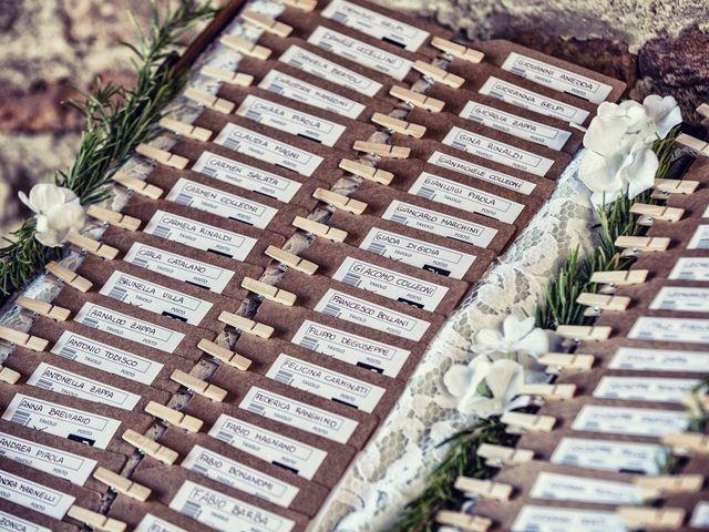 Il matrimonio di Andrea e Micaela a Montevecchia, Lecco 99