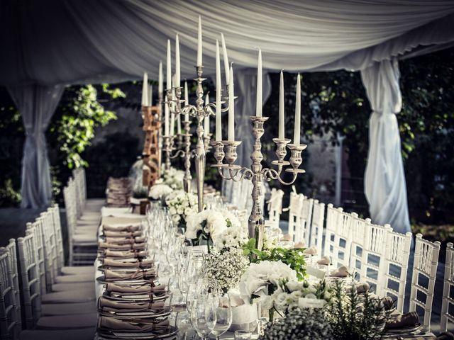Il matrimonio di Andrea e Micaela a Montevecchia, Lecco 100