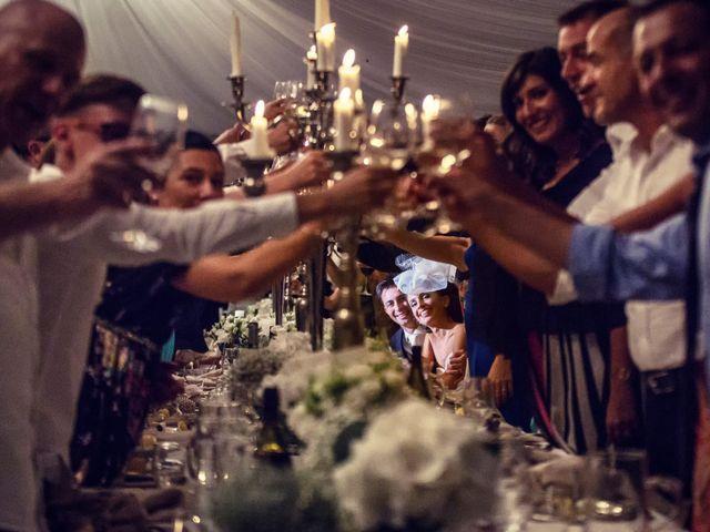 Il matrimonio di Andrea e Micaela a Montevecchia, Lecco 102