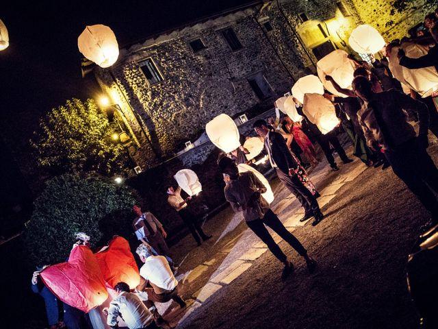 Il matrimonio di Andrea e Micaela a Montevecchia, Lecco 104