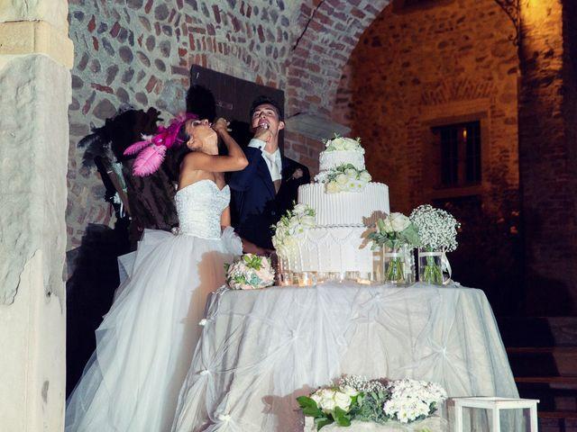 Il matrimonio di Andrea e Micaela a Montevecchia, Lecco 107
