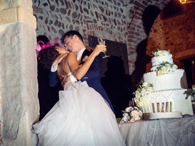 Il matrimonio di Andrea e Micaela a Montevecchia, Lecco 108