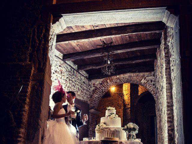 Il matrimonio di Andrea e Micaela a Montevecchia, Lecco 109