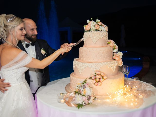 Il matrimonio di Claudio e Ellen a San Giorgio Lucano, Matera 1