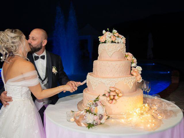 Il matrimonio di Claudio e Ellen a San Giorgio Lucano, Matera 2