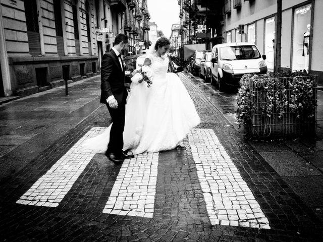 Il matrimonio di Davide e Eleonora a Torino, Torino 50