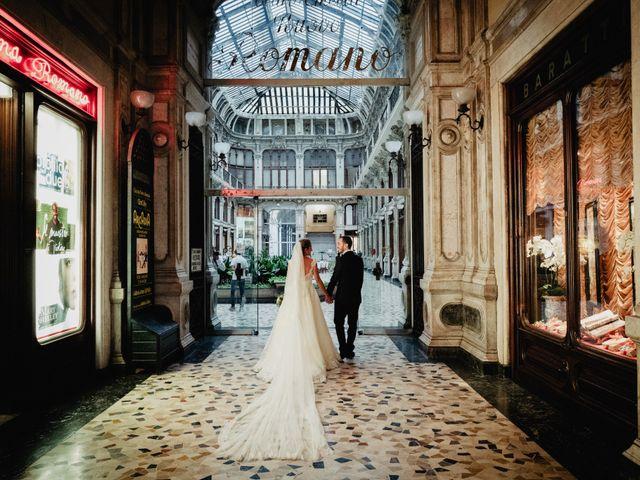 Il matrimonio di Davide e Eleonora a Torino, Torino 52