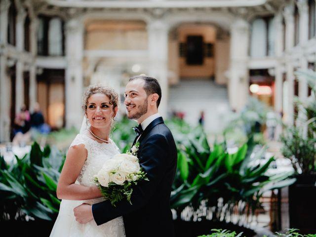 Il matrimonio di Davide e Eleonora a Torino, Torino 55
