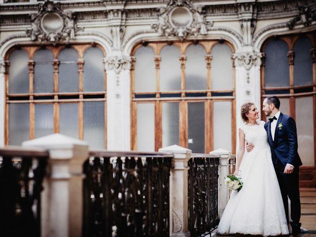 Il matrimonio di Davide e Eleonora a Torino, Torino 67