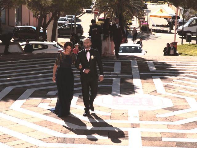 Il matrimonio di Diego e Marta a Golfo Aranci, Sassari 8