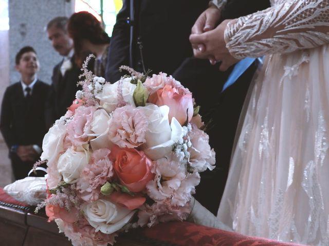 Il matrimonio di Diego e Marta a Golfo Aranci, Sassari 10