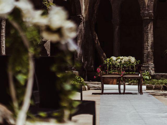 Il matrimonio di Michael e Anna a Sorrento, Napoli 32