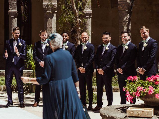 Il matrimonio di Michael e Anna a Sorrento, Napoli 33