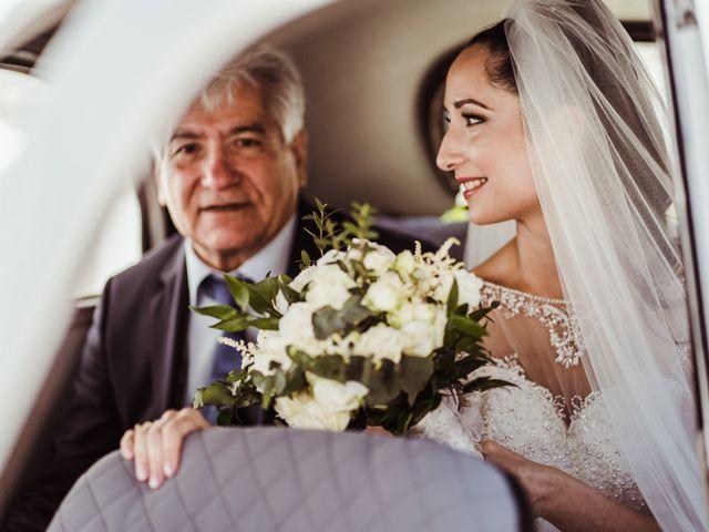 Il matrimonio di Michael e Anna a Sorrento, Napoli 34