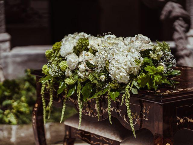 Il matrimonio di Michael e Anna a Sorrento, Napoli 36