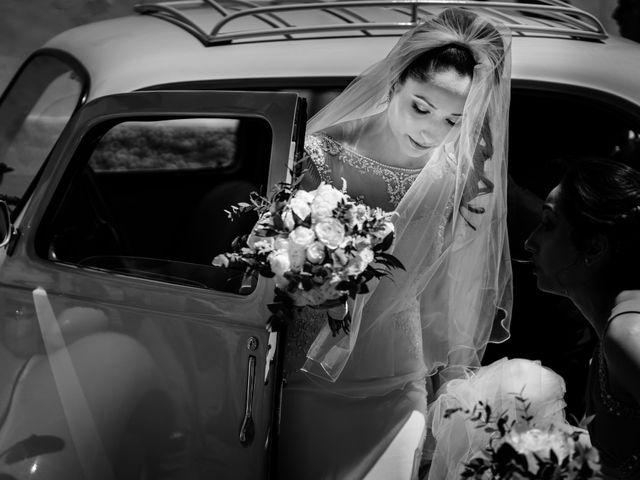 Il matrimonio di Michael e Anna a Sorrento, Napoli 40