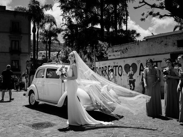 Il matrimonio di Michael e Anna a Sorrento, Napoli 41