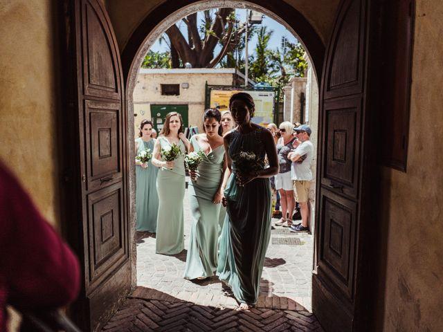 Il matrimonio di Michael e Anna a Sorrento, Napoli 42