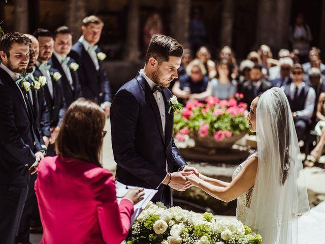 Il matrimonio di Michael e Anna a Sorrento, Napoli 46