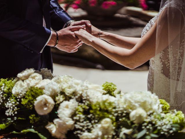 Il matrimonio di Michael e Anna a Sorrento, Napoli 47