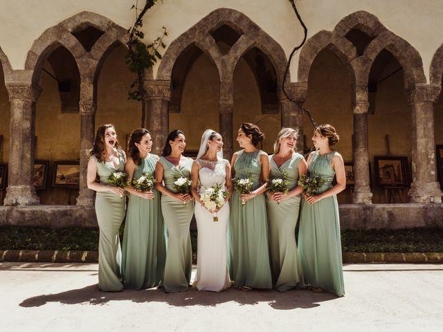 Il matrimonio di Michael e Anna a Sorrento, Napoli 54