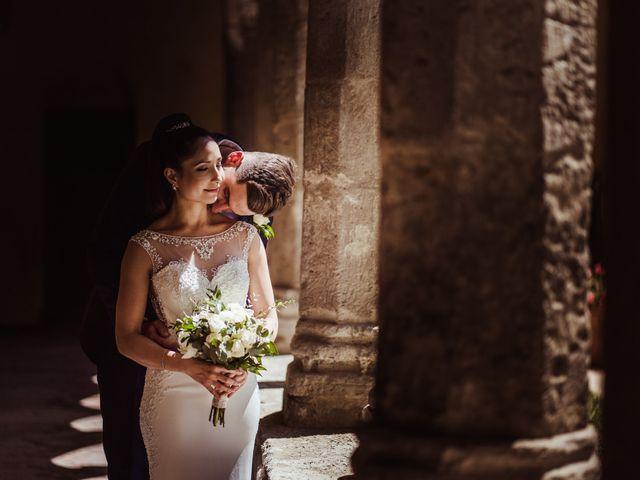 Il matrimonio di Michael e Anna a Sorrento, Napoli 56