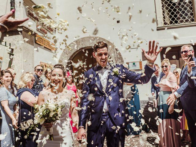 Il matrimonio di Michael e Anna a Sorrento, Napoli 60