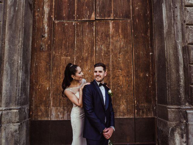 Il matrimonio di Michael e Anna a Sorrento, Napoli 63