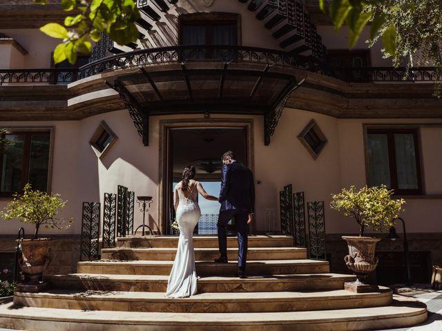 Il matrimonio di Michael e Anna a Sorrento, Napoli 68