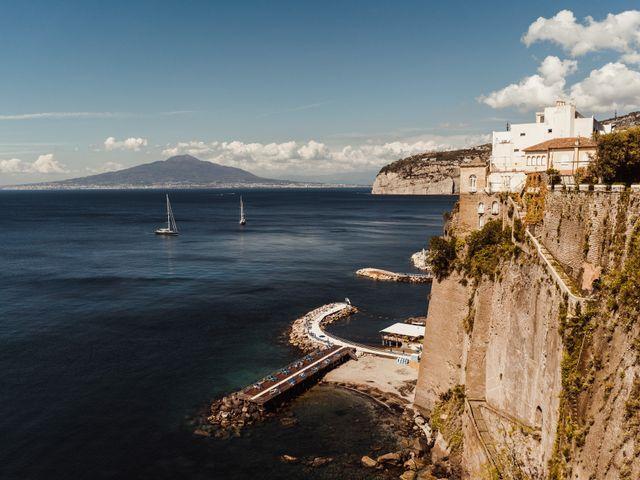 Il matrimonio di Michael e Anna a Sorrento, Napoli 72