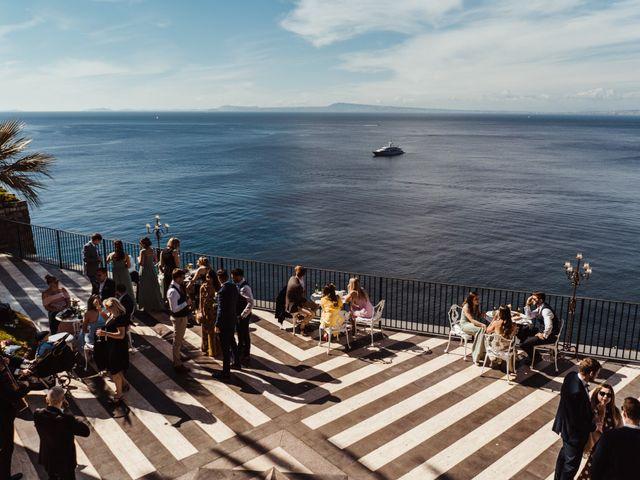 Il matrimonio di Michael e Anna a Sorrento, Napoli 80