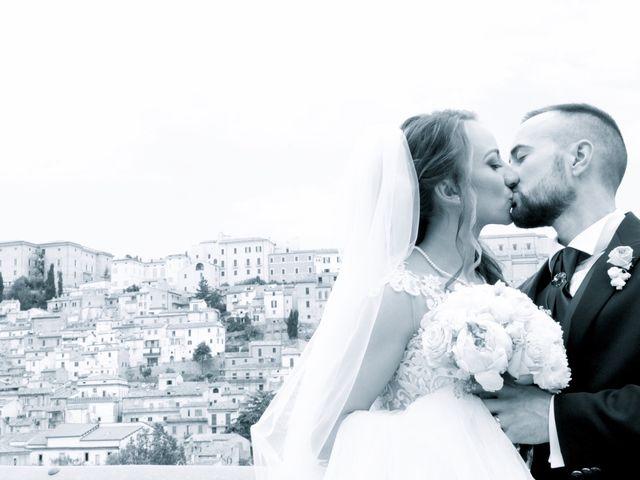 Il matrimonio di Paolo e Stefania a Loreto Aprutino, Pescara 8