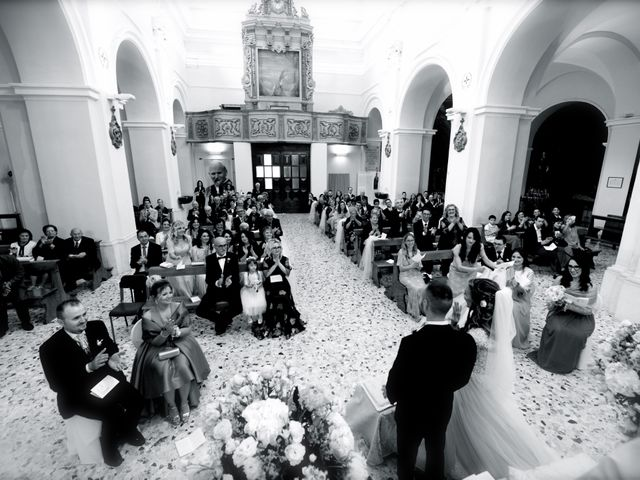 Il matrimonio di Paolo e Stefania a Loreto Aprutino, Pescara 25