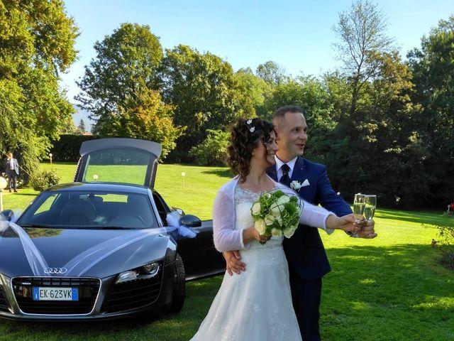 Il matrimonio di Walter e Giusy a Monvalle, Varese 3