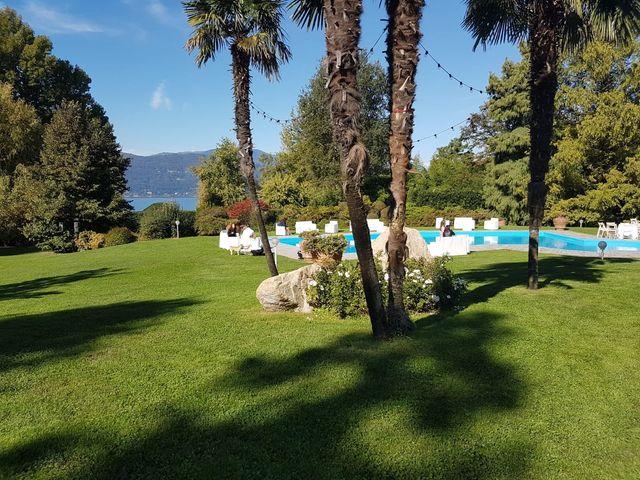 Il matrimonio di Walter e Giusy a Monvalle, Varese 6