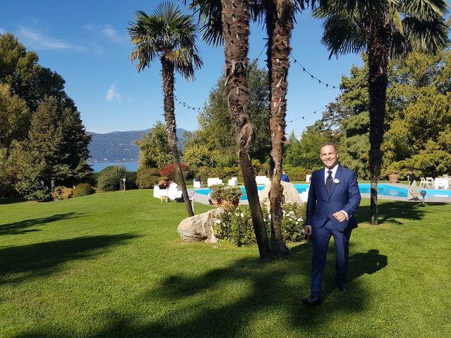 Il matrimonio di Walter e Giusy a Monvalle, Varese 7