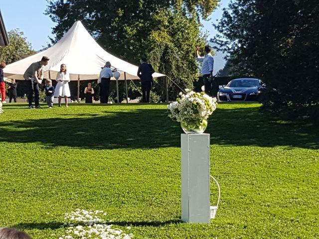 Il matrimonio di Walter e Giusy a Monvalle, Varese 9
