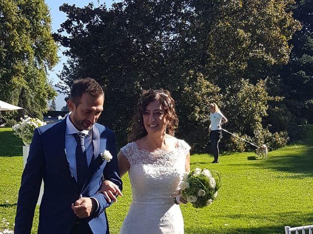Il matrimonio di Walter e Giusy a Monvalle, Varese 11