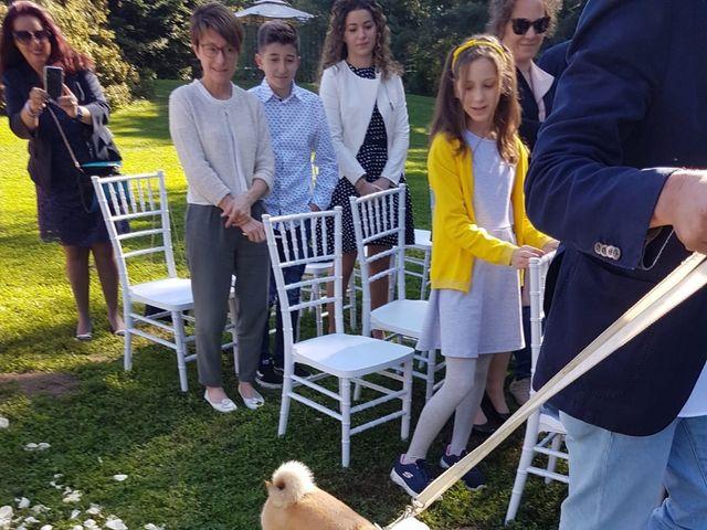 Il matrimonio di Walter e Giusy a Monvalle, Varese 13