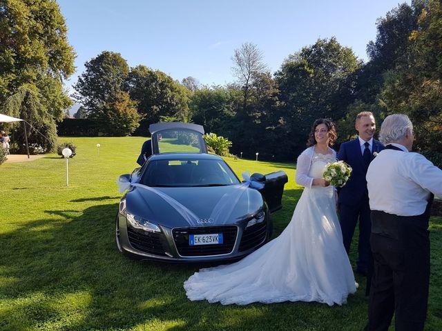 Il matrimonio di Walter e Giusy a Monvalle, Varese 16