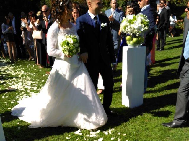 Il matrimonio di Walter e Giusy a Monvalle, Varese 22
