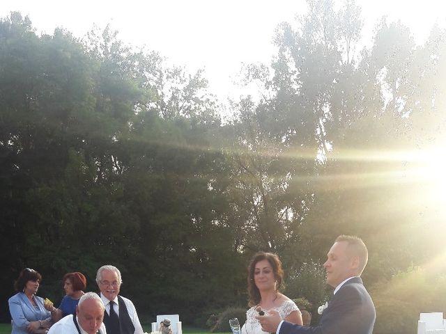 Il matrimonio di Walter e Giusy a Monvalle, Varese 26