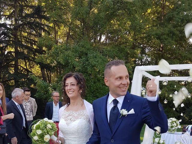Il matrimonio di Walter e Giusy a Monvalle, Varese 29