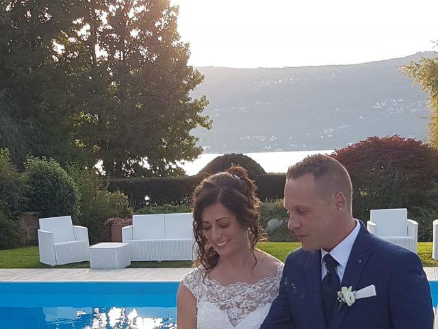 Il matrimonio di Walter e Giusy a Monvalle, Varese 31