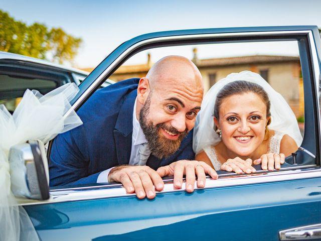 Il matrimonio di Alessio e Sara a Pantigliate, Milano 1
