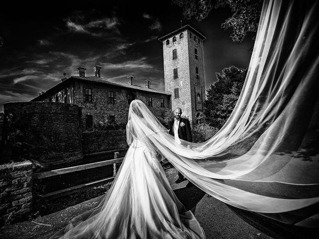 Il matrimonio di Alessio e Sara a Pantigliate, Milano 3