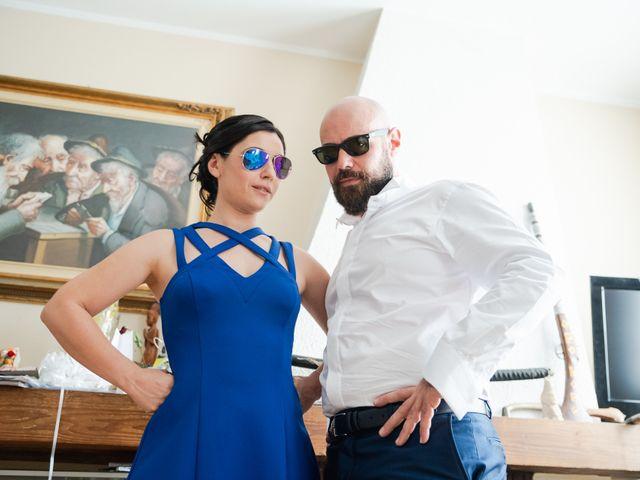 Il matrimonio di Alessio e Sara a Pantigliate, Milano 10